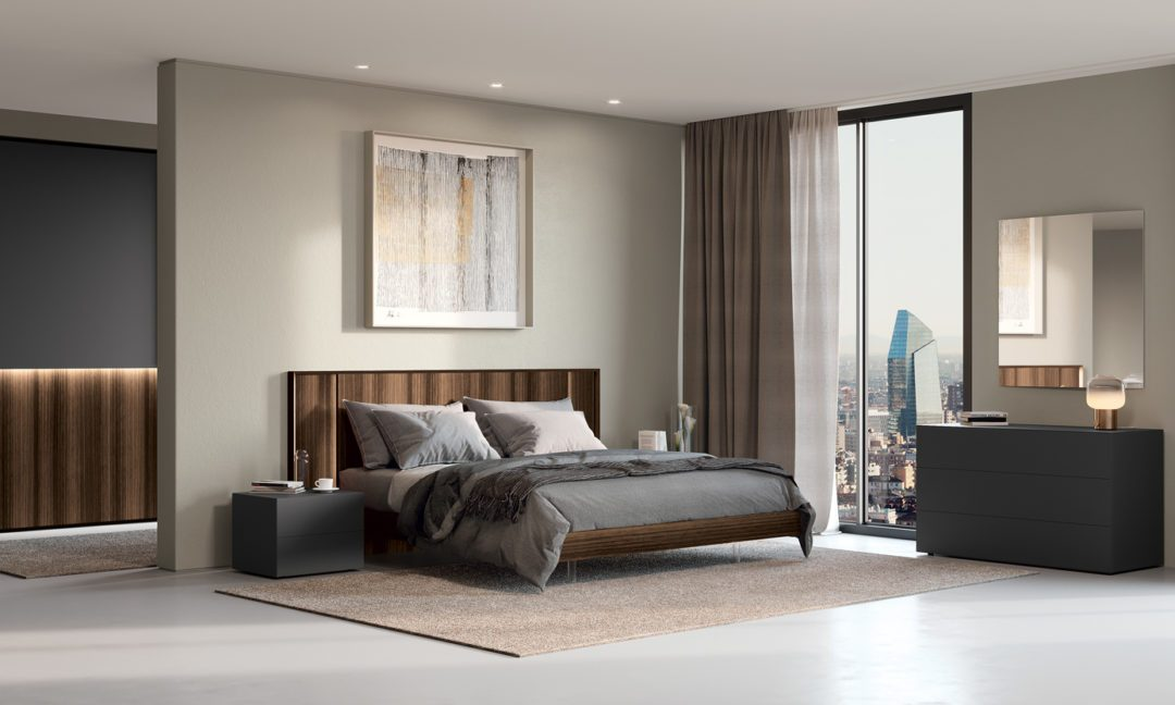 Complete master bedrooms
