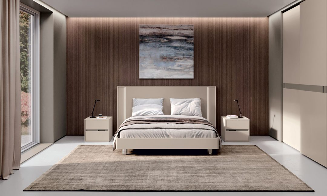 Febal Casa Letto Nouvelle con led 060 061
